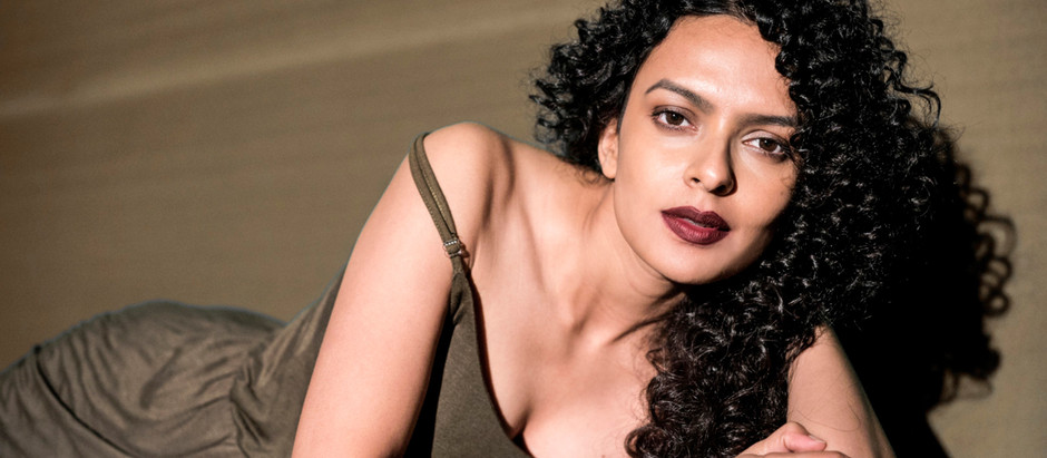 """""""For me acting is my passion and profession both"""" Interview with the Sholay Girl Bidita Bag"""