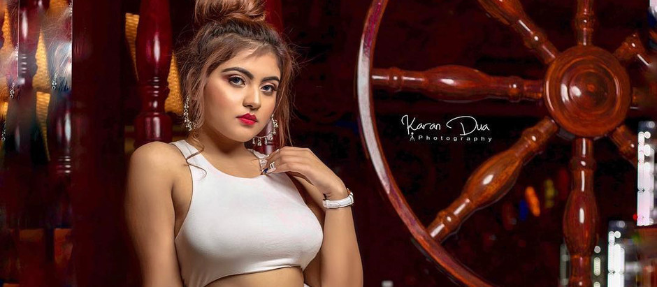 Retro Kolkata Exclusive : Interview with Twinkle Sharma, Fashion Model from Delhi