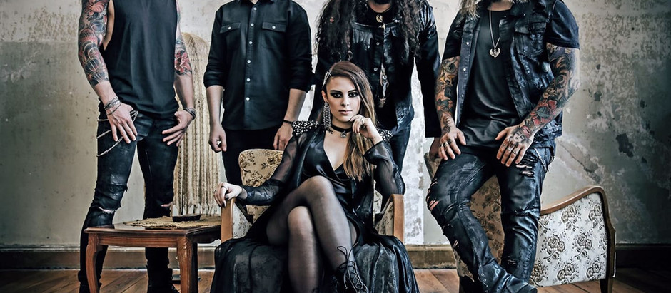 Interview with Jennifer Haben | Beyond The Black | Germany | Guest Band