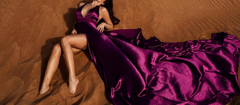 Interview with Fashion Photographer Sudhanshu Singh from Dubai : Retro Kolkata Exclusive