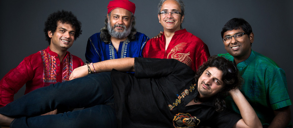 """Music is what keeps us going"" Interview with Indian Ocean, Pioneer & the Soul of Indo-Rock Fusion"