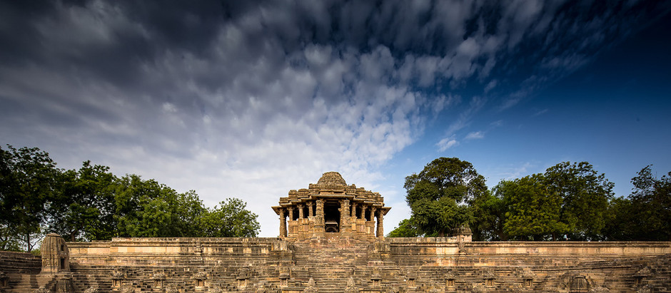 Interview with Anup Gandhe, an Architectural & Heritage Photographer from India