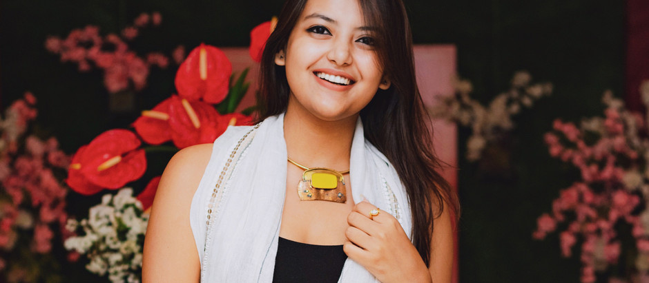 Retro Kolkata Exclusive : Introducing Sonali Mitra, Fashion & Lifestyle Blogger from Kolkata