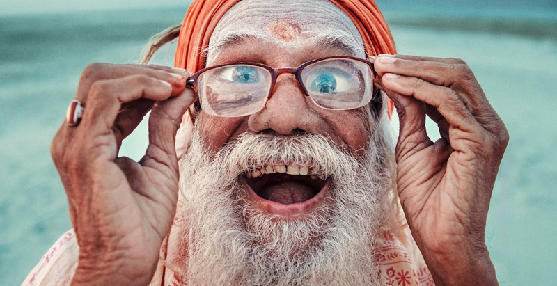 Retro Kolkata Exclusive : Interview with the Award winning Portrait Photographer Sefa Yamak