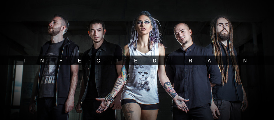 An Interview with Infected Rain, Moldova