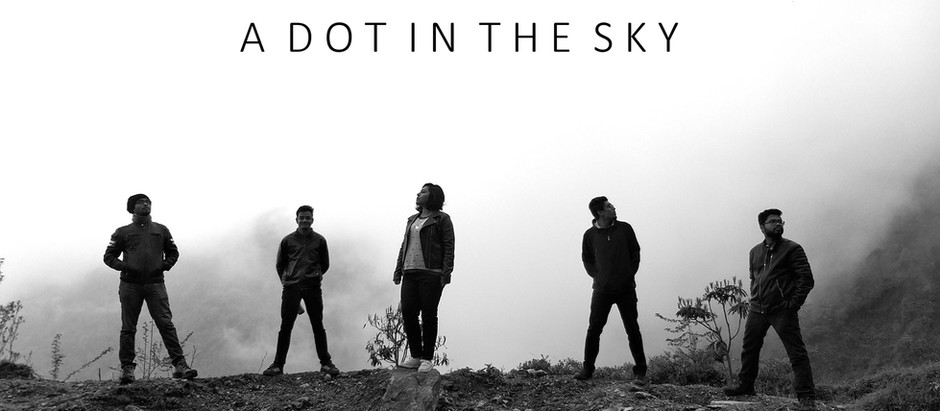 Introducing 'A Dot in the Sky ', Kolkata's first Post-Rock Ambient Band