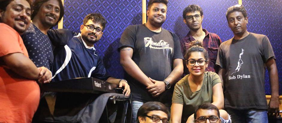 Introducing Team Togetherness, Band from Kolkata with the National Award winner Iman Chakraborty