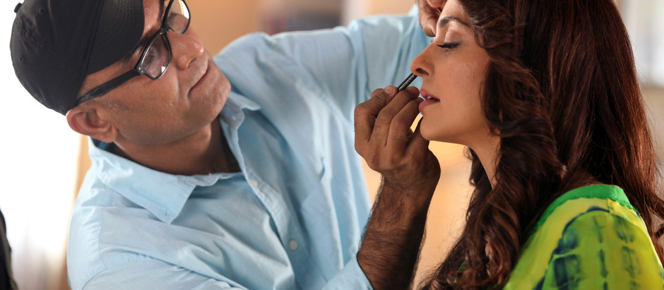 Interview with Celebrity Make Up Artist Vipul Bhagat : Retro Kolkata Exclusive