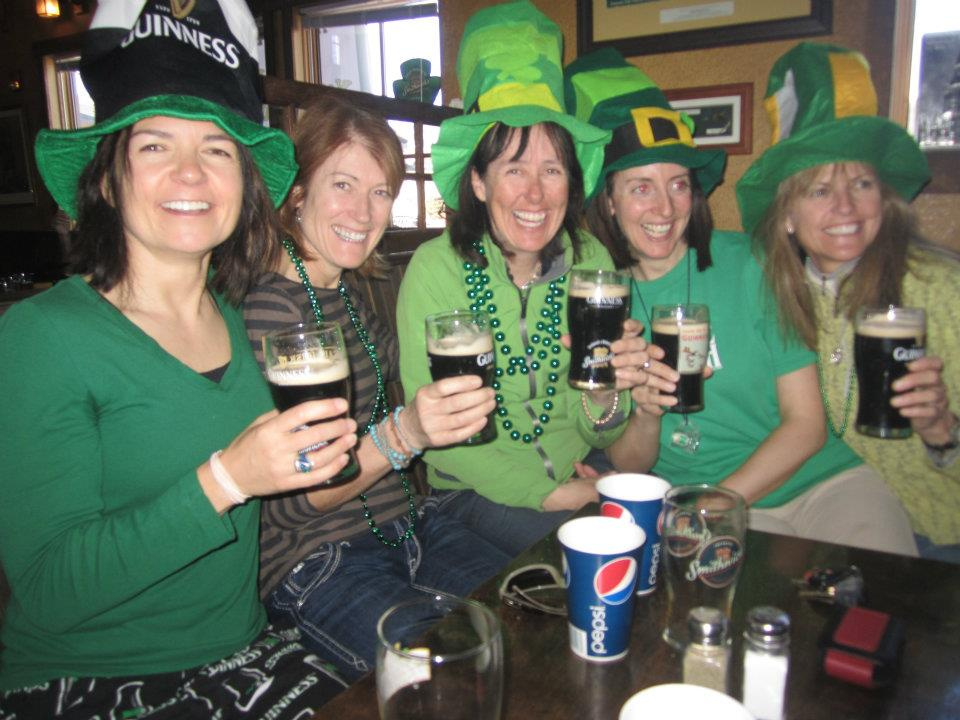 St. Patricks day fun