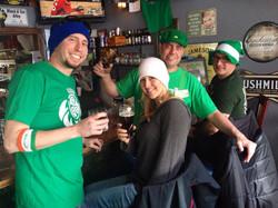 St. Patricks day fun
