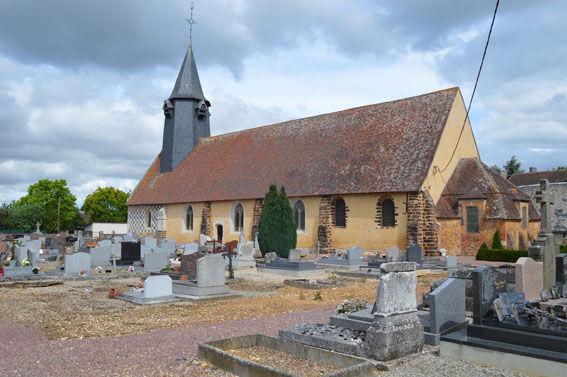 Eglise de Baux de Breteuil