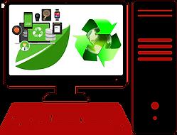 Recyclag informatique Toulouse Nord saint alban 31150 3140