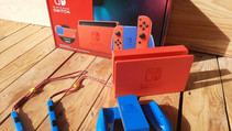 UNBOXING : La Switch Edition Mario