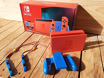 Unboxing Nintendo Switch Edition Mario (