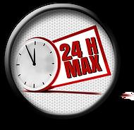 Dépannage informatique 24h max urgence