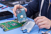 réparation récupération de données disque dur cassé endommgé