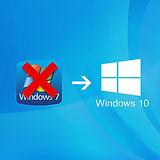 Windows 7 vers Windows 10 Pas cher Toulouse Saint Alban 31140 31150