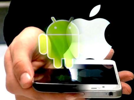 iOS ou Android, quel smartphone choisir ?