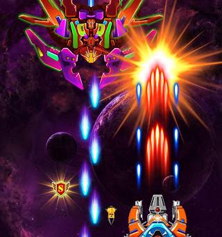 Galaxy Attack : Alien Shooter (Premium) et Dungeon Shooter : The Forgotten Temple Gratuits (Andoid)