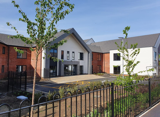 Completion on programme for Care UK in Shinfield