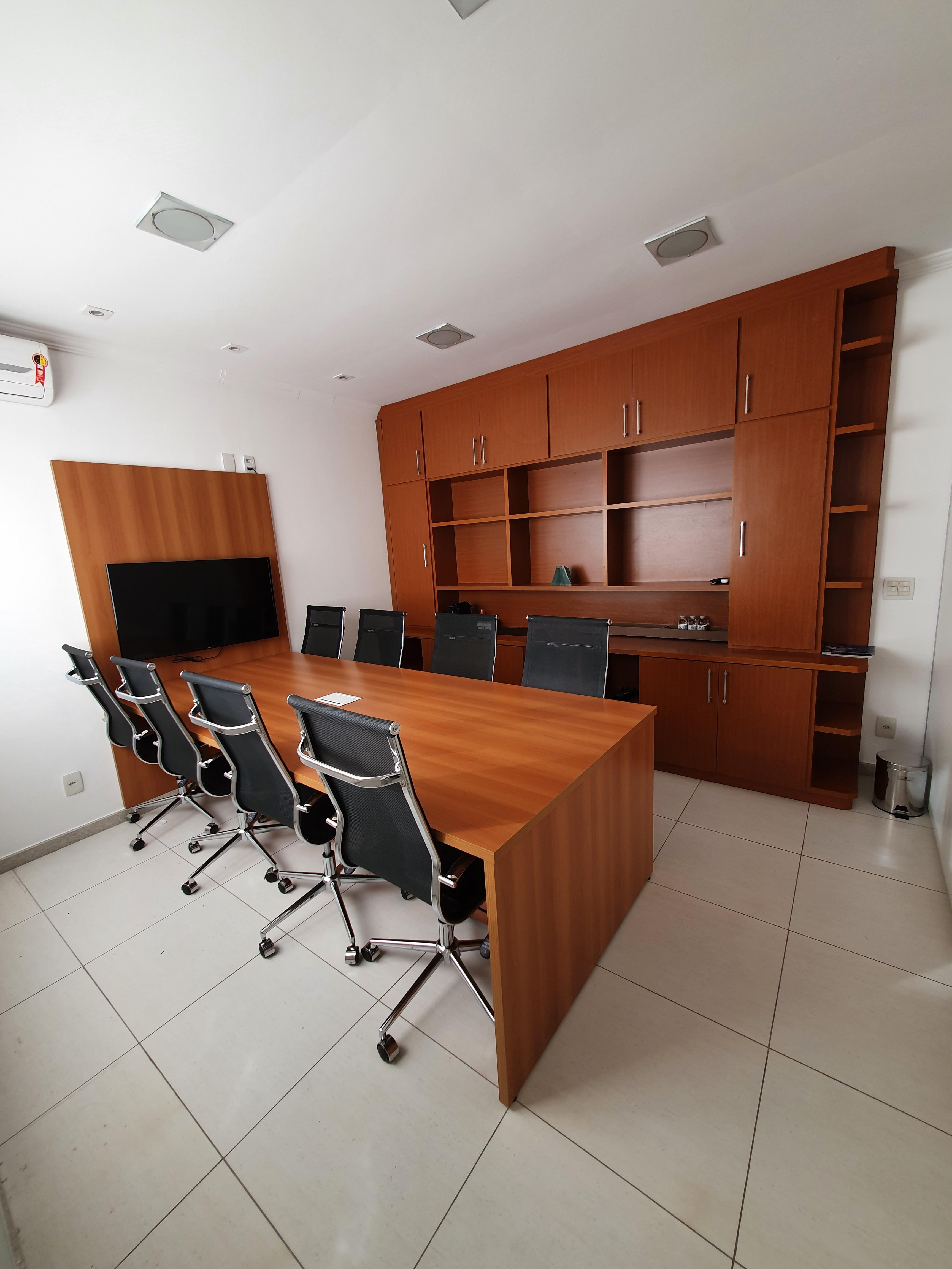 Sala de Reunião - 8 Pessoas