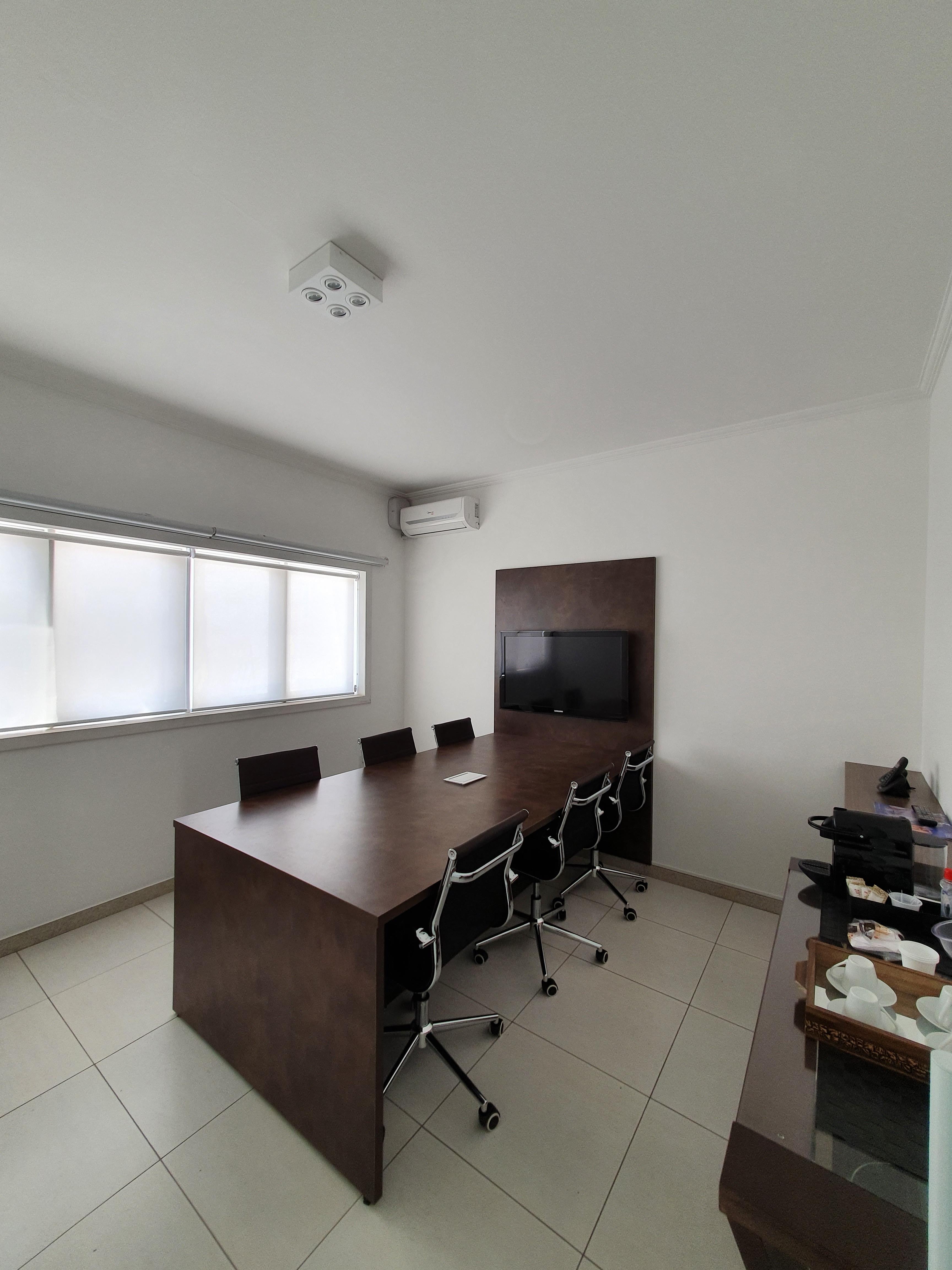 Sala de Reunião para 6 pessoas
