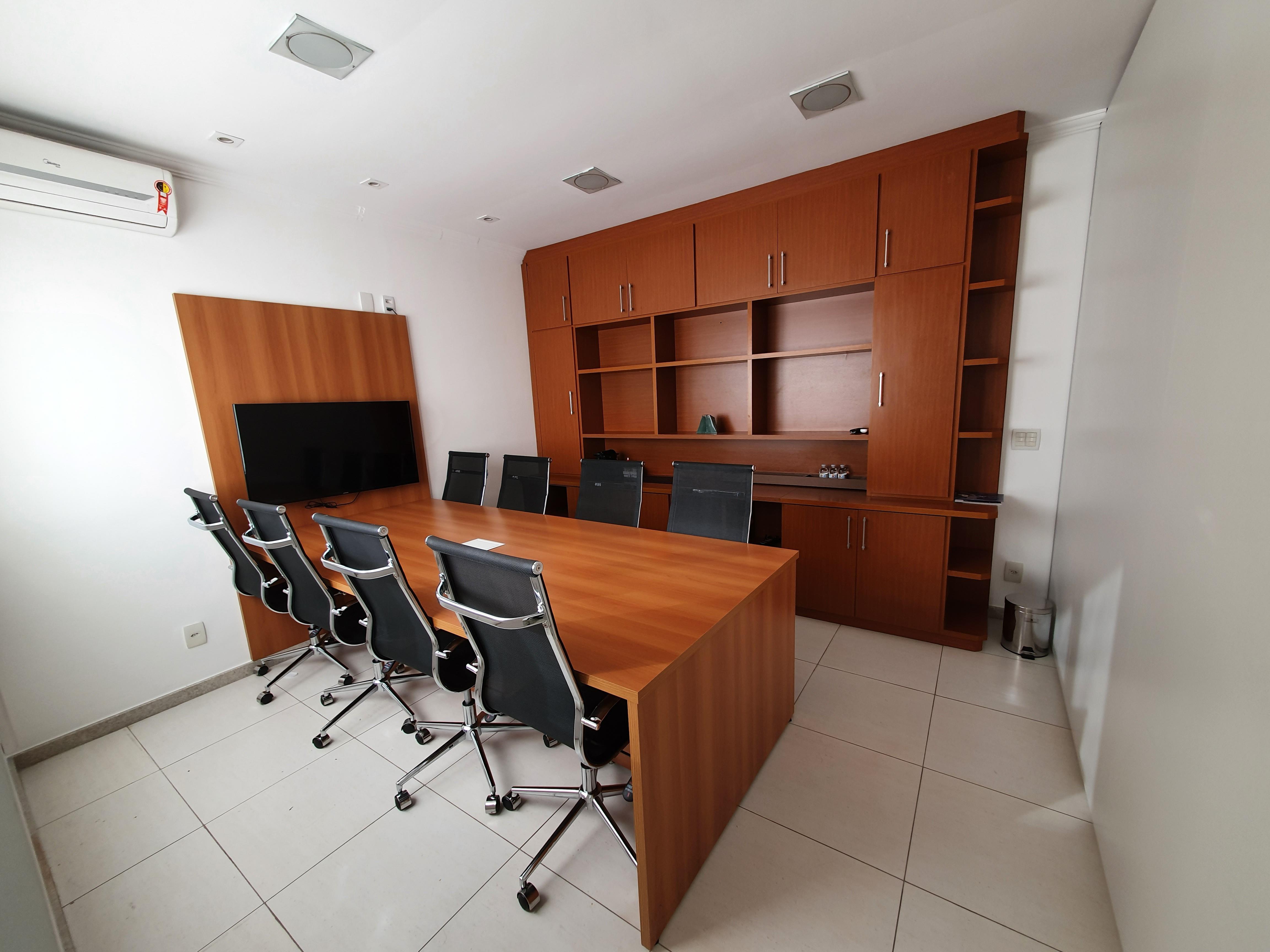 Sala de Reunião para 8 pessoas