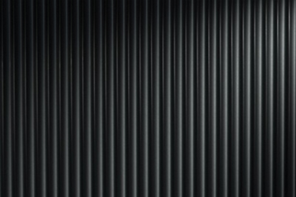 black-corrugated-steel-matt