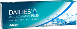 Alcon®: Dailies Aqua Comfort Plus
