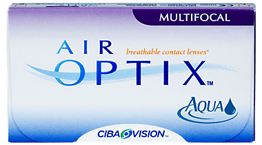 Alcon®: CIBA AIR OPTIX™ Multifocal