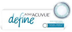 1-DAY ACUVUE® DEFINE® Contact Lenses