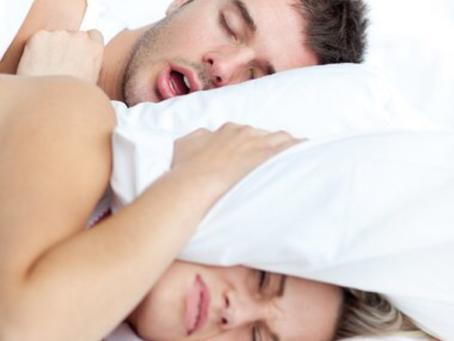 Apnee notturne e disturbi del Sonno