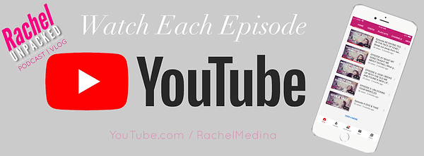 Rachel Unpacked Podcast