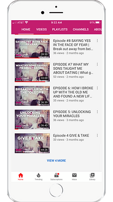 Rachel Unpacked Podcast Youtube