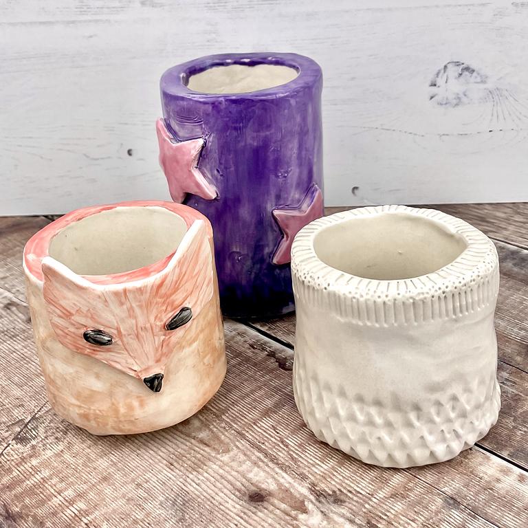 Handmade Pot Workshop