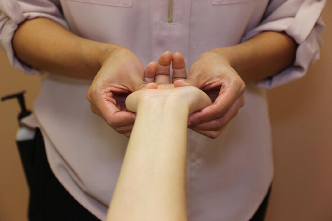 Hand Massage in Sugar Land, TX