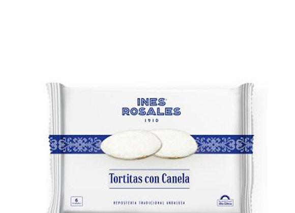 Ines Rosales Cinnamon Biscuits