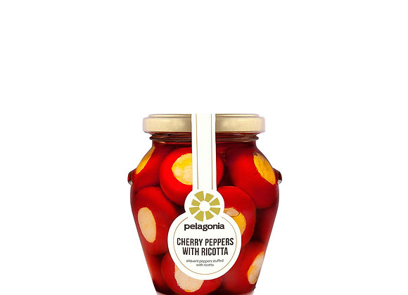 Pelagonia Cherry Peppers with Ricotta