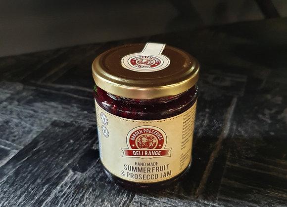 Norfolk Garden Preserves Summer Fruit & Prosecco Jam