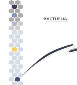 Actuelia: Publication de la plaquette de présentation