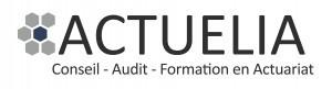 Actuelia recrute: Poste de consultant senior actuaire
