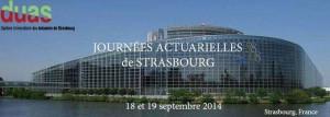 30ème anniversaire de la Formation d'Actuariat de Strasbourg : Actuelia animera une conférence