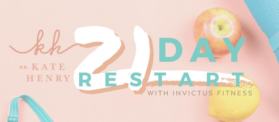 21 Day Restart Progams