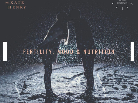 Fertility, Nutrition & Mental Health