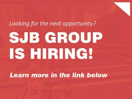 SJB Group is growing!