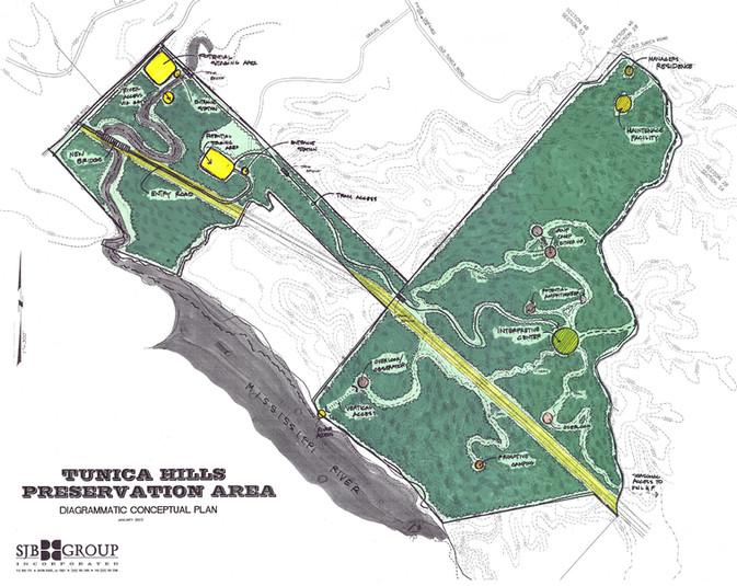 Tunica Hills Preservation Area