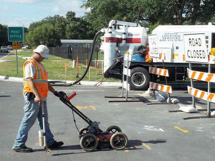 SJB Group, LLC now Performs Subsurface Utility Engineering