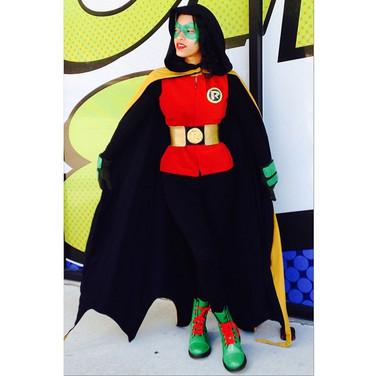 Genderbend Robin