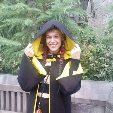 Hufflepuff Robe
