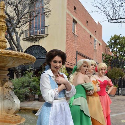 Belle & Bimbettes